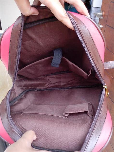 New Produk Tas Punggung Wanita Line Murah tas ransel laptop trendy canna tas gaul
