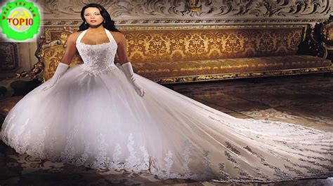 Best Wedding In The World by Top 10 Most Expensive Wedding Dress In The World