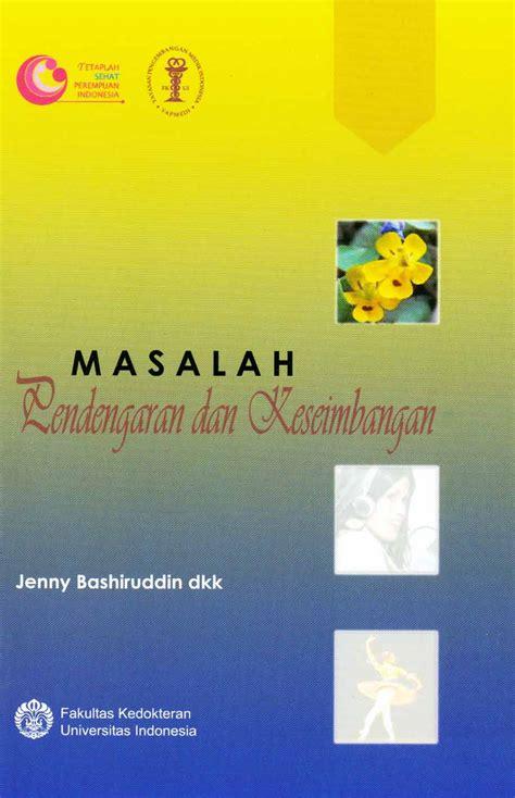 Buku Ajar Penyakit Tht Original masalah pendengaran dan keseimbangan