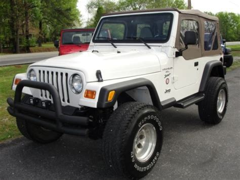 2001 Jeep Sport Parts Jeep Wrangler Sport Gilbert Jeeps And 4 215 4 S
