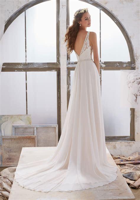 marjorie wedding dress style  morilee
