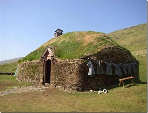 another ancient viking home vikings