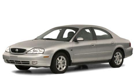 2001 mercury sable overview cars com