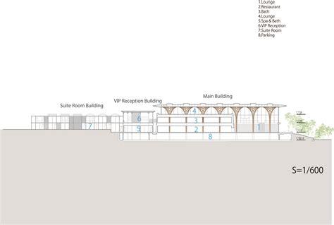 www architect com gallery of nine bridges country club shigeru ban