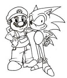 sonic coloring sheets sonic underground coloring pages coloring home