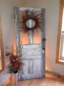 julie s old door decor for the home pinterest
