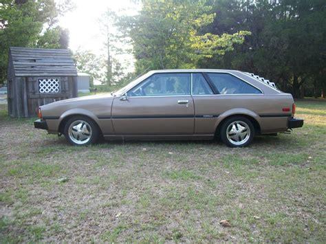 1981 toyota corolla hatchback sale