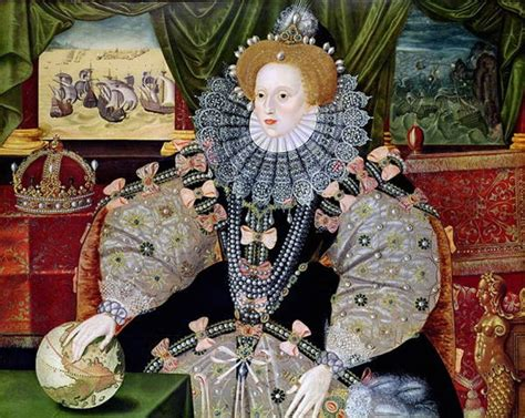 armada portrait elizabeth i exception to the rule history today