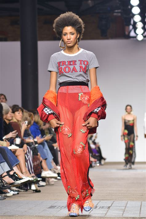 house of holland house of holland spring summer 2017 collection catwalk show lfw the upcoming