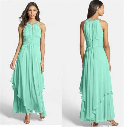 mint color dress bridesmaid dresses mint color high cut wedding dresses
