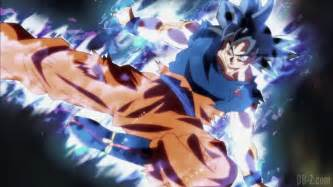 dragon ball super episode 109 110 257 goku ultra instinct yeux argentes