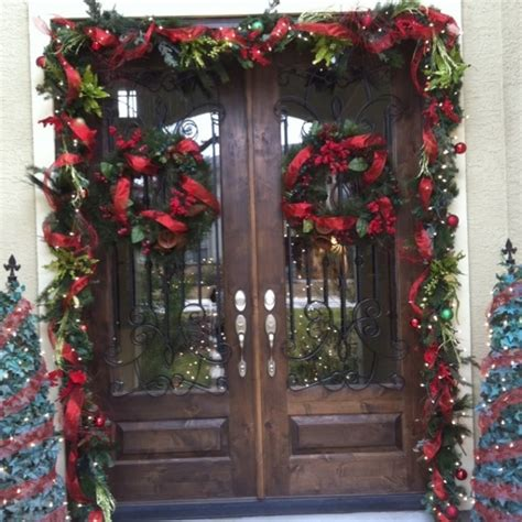 christmas entryway decorating ideas entry ways ideas christmas entryway tree ideas pinterest