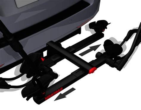 Yakima Tray Bike Rack by Yakima Products Hold Up Tray Style Bike Rack Lifestyle