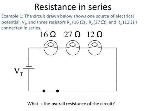 three resistors are connected in series across a battery the value of each resistance three 17 resistors are connected in parallel and placed across a 24 v battery 28 images dc