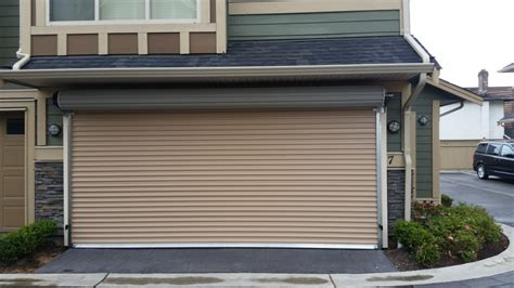 6 x 6 roll up garage door
