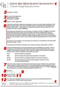 Charity Letter Companies pinterest fundraising letter letter templates and letter example