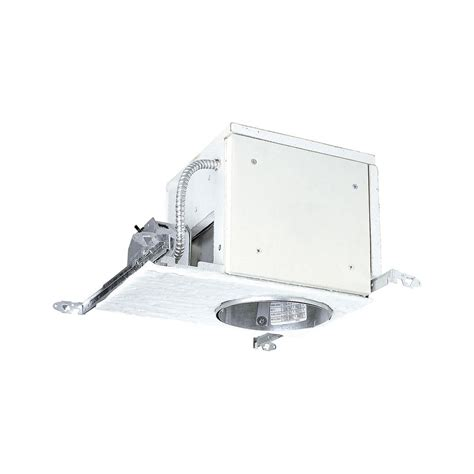 no can recessed lighting led recessed can housing in no finish p821 fbled