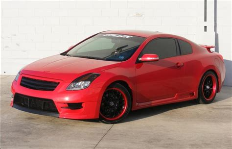 Custom Parts Nissan Altima Custom Parts