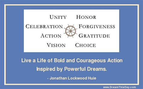 bio jonathon lock wood hue vision quotes and sayings quotes about vision