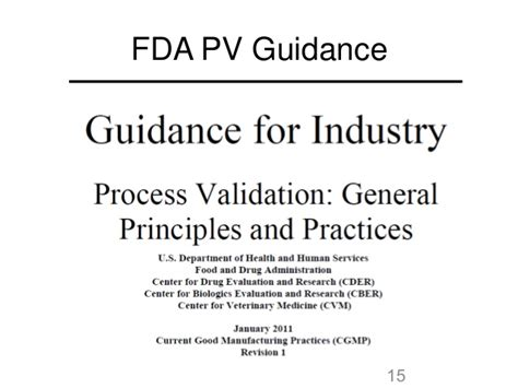 design validation definition fda incorporate cpv and continual improvement into your