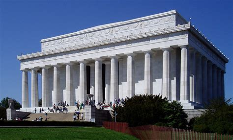 lincoln memorial lincoln memorial washington dc on lincoln and