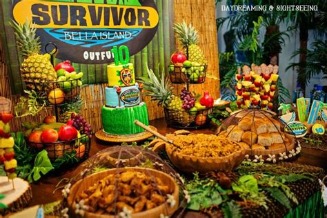 Safari Decorating Ideas by Kara S Party Ideas Survivor Party Planning Ideas Supplies