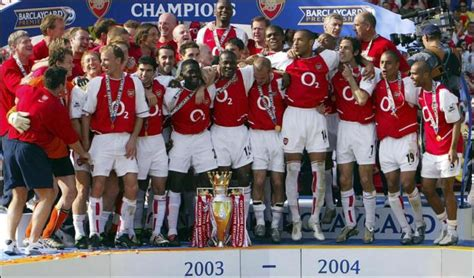 arsenal invincible who were the winners and losers after chelsea s rise