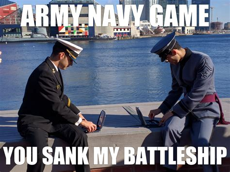 Army Navy Memes - army navy game as american as apple pie imgflip