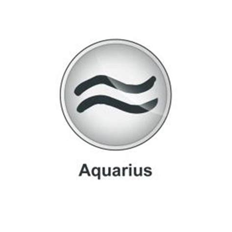 aquarius symbols