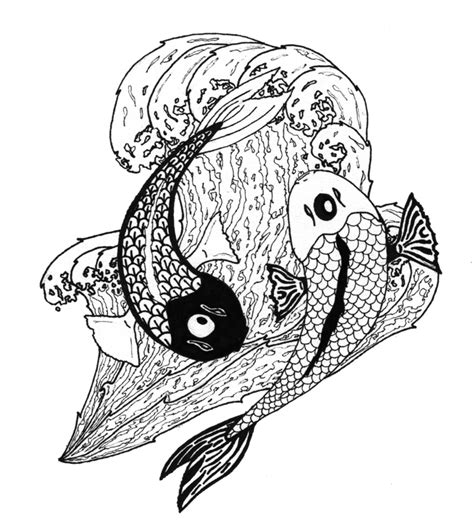yin yang fish tattoos designs yin yang koi fish tattoos designs inspiration koi fish