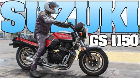 Suzuki Gs1150 1985 Suzuki Gs1150 Bone Stock Daily Rider Drag Racing