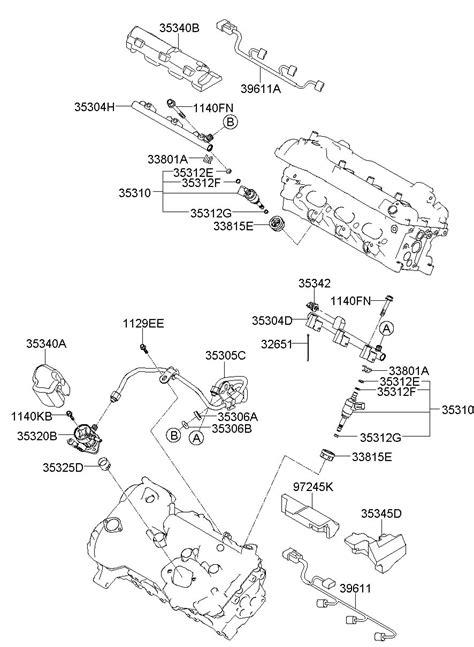 353093c550 Hyundai Clip Injector Fuel Injector Clip