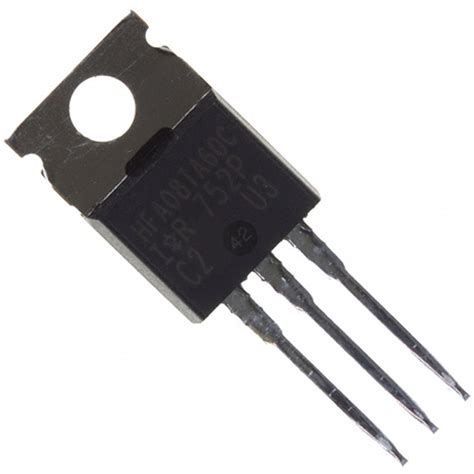 what is a hexfred diode diode hexfred 600v 4a to220ab hfa08ta60cpbf hfa08ta60cpbf component supply company