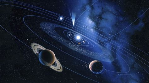 distance sun to saturn how far away is saturn from the sun reference