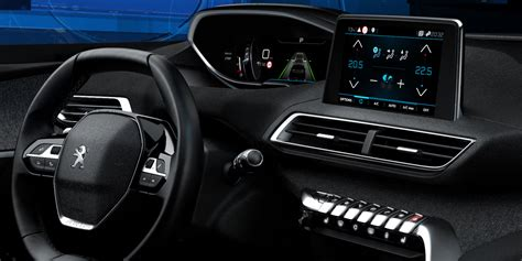 Interior Technology by New Peugeot I Cockpit Interior Technology Revealed