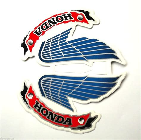 vintage honda logo honda wing logo vintage honda wings vintage style