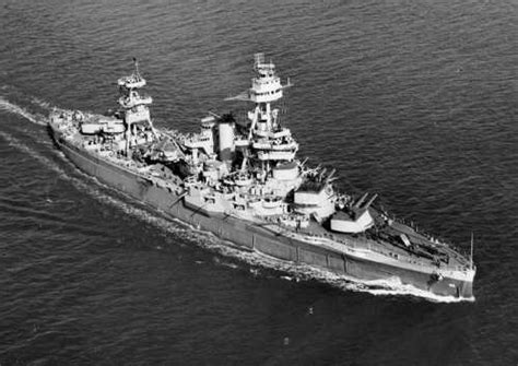 destroyers 1939ã 45 wartime built classes new vanguard books uss bb 35 of the us navy american battleship of