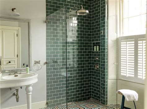 green bathroom tiles 40 dark green bathroom tile ideas and pictures