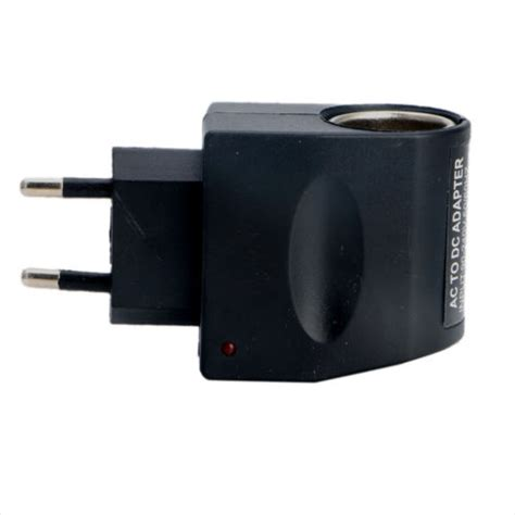 Eu Ke Car Charger 12v 500ma 500ma ac wall power to 12v dc car cigarette lighter adapter converter eu 1 ebay