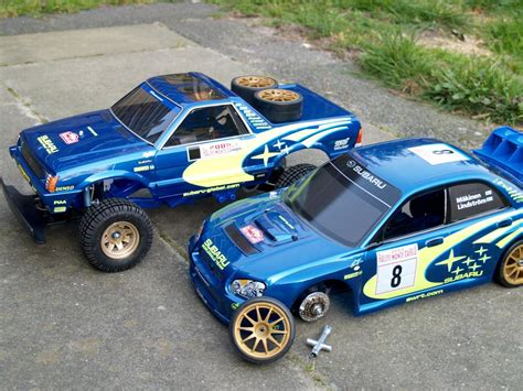 brat car tamiya subaru brat wrc support car tamiyablog