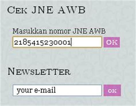 cek resi elteha melacak status pengiriman paket via pos indonesia share
