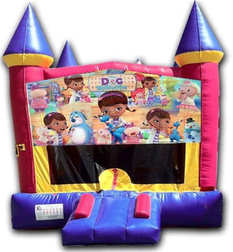 doc mcstuffins house c doc mcstuffins castle bounce house bounce houses boise rentals