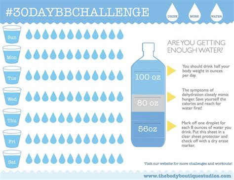 water weight loss challenge drink more water for weight loss 30 day challenge
