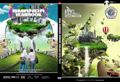 cara membuat cover buku kenangan dengan photoshop cara membuat cover box dvd dengan photoshop