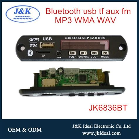 Modul Audio Usb Mp3 jk0061bt digital mp3 bluetooth usb lifier receiver kit