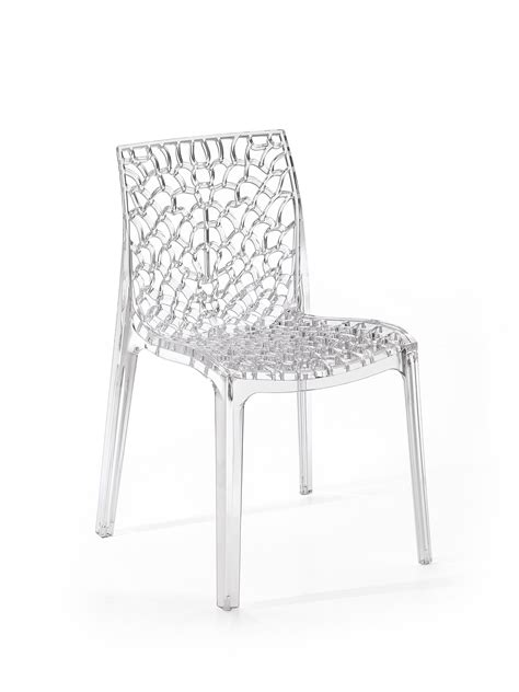 sedie in policarbonato prezzi sedia in policarbonato trasforata di desiner sedie a