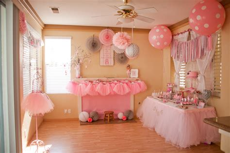 Sofia The First Bedroom Decor Event Of The Week Ballerina Themed Birthday Party From