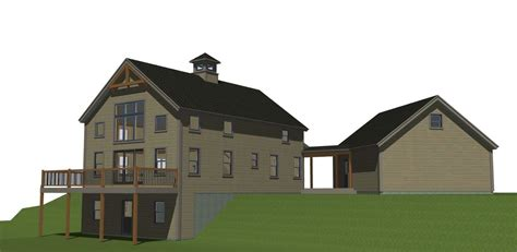 small barn style homes small barn style house plans