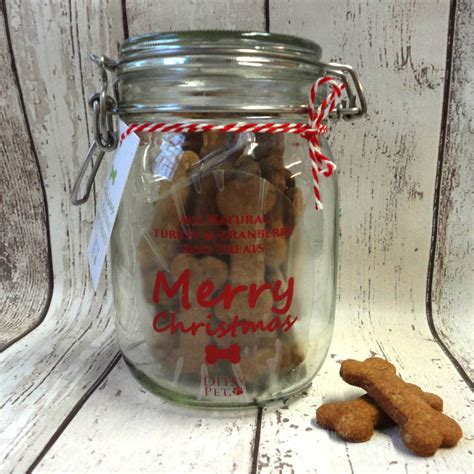 dogs and cranberries turkey and cranberry treats by ditsy pet notonthehighstreet