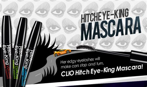 Clio Hitch Eye King Mascara clio hitch eye king mascara kstylick korean